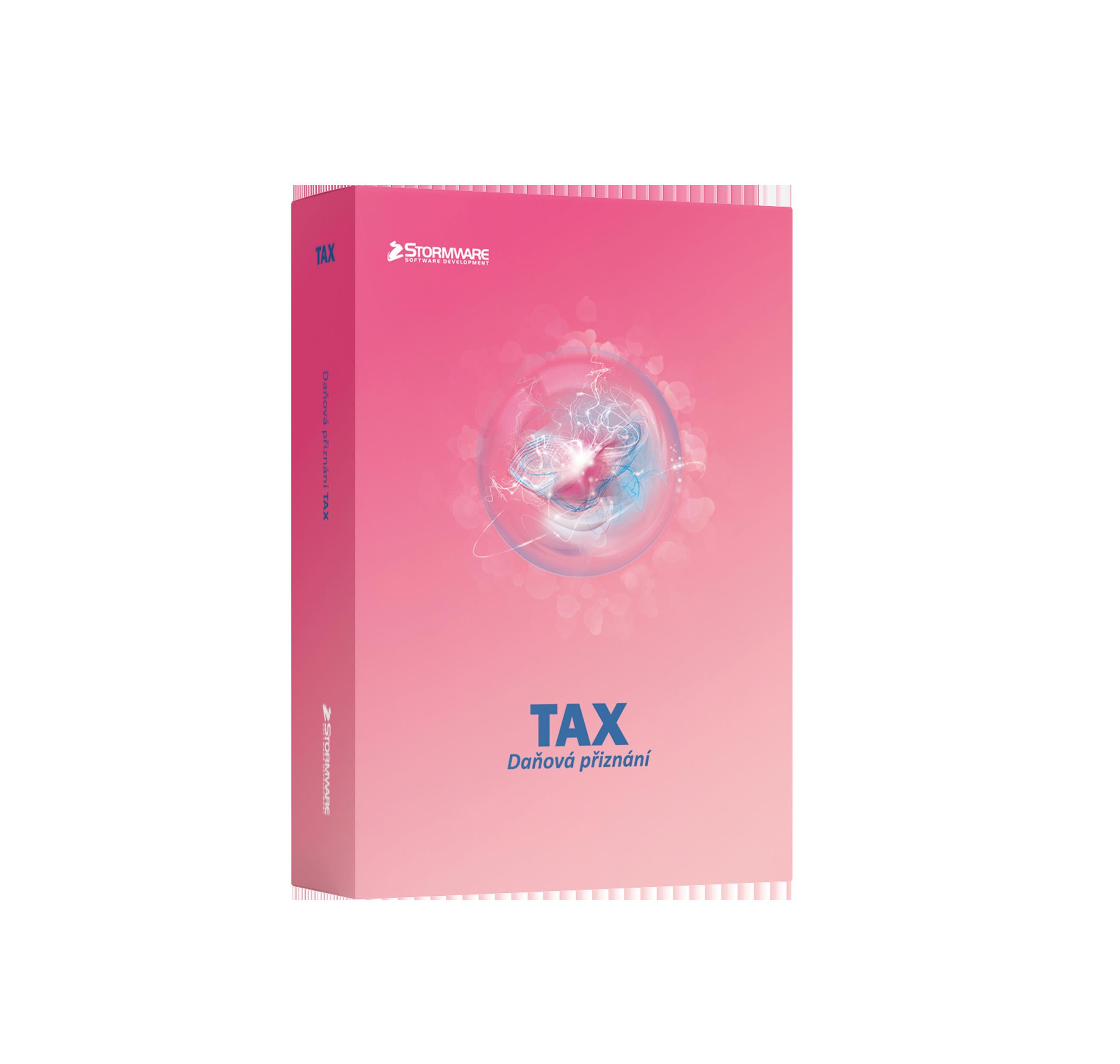 TAX Mini - základní licence pro 1 pc